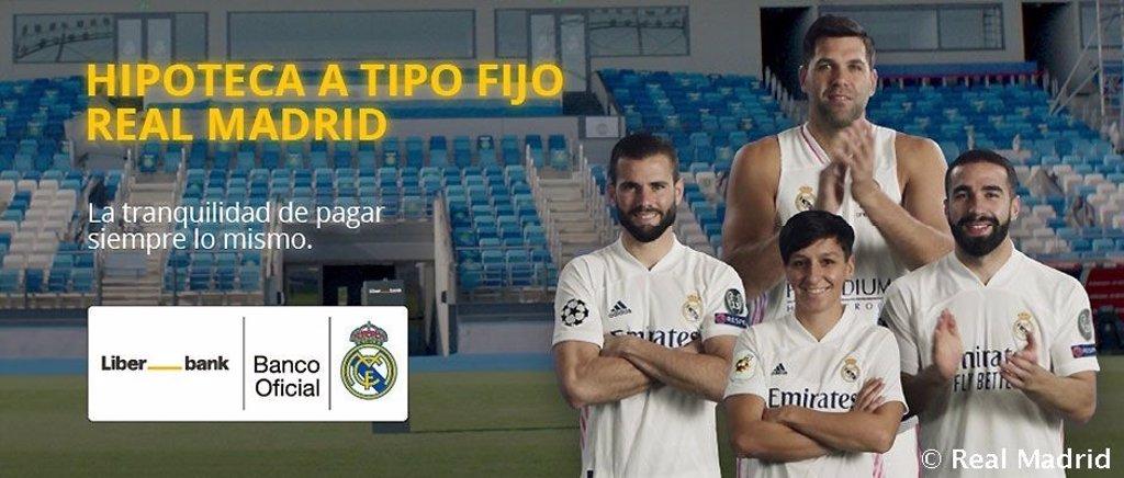 Nace la 'Hipoteca Real Madrid', con condiciones especiales para socios y  aficionados del club blanco