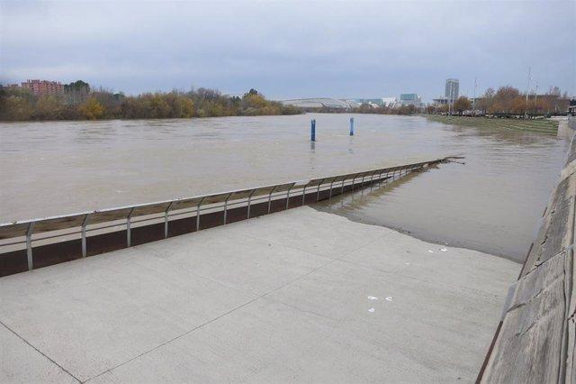 Ebro Resilience es un mecanismo de coordinación entre Administraciones públicas para promover actuaciones que reduzcan el impacto de las inundaciones del tramo medio del río Ebro.
