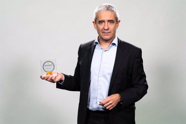 Iñigo Arribalzaga, CEO de Majorel IBILAT