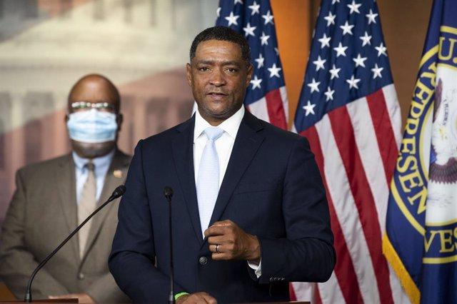 El director de l'Oficina de Participació Pública, Cedric Richmond, un dels principals assessors del president electe dels EUA, Joe Biden.