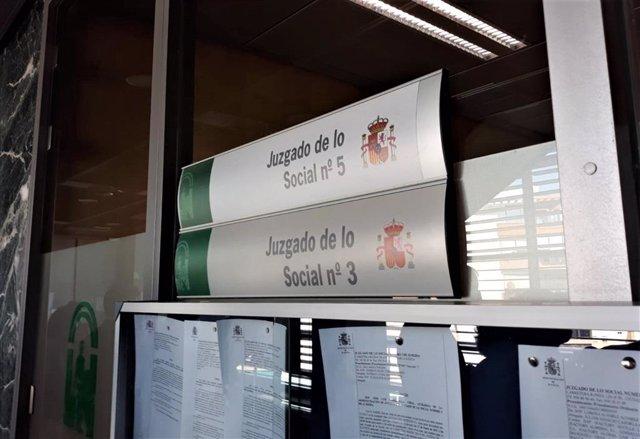 Juzgados de lo Social de Almería