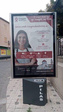 Imagen corporativa del marketplace de Ceutí