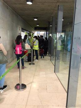 Canarias inicia el control de pruebas de Covid-19 a los viajeros nacionales que lleguen a las islas