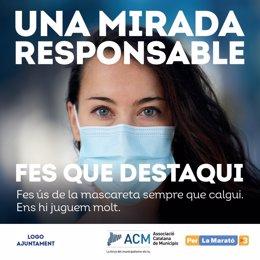 La campanya de l'ACM 'Fes que destaqui'