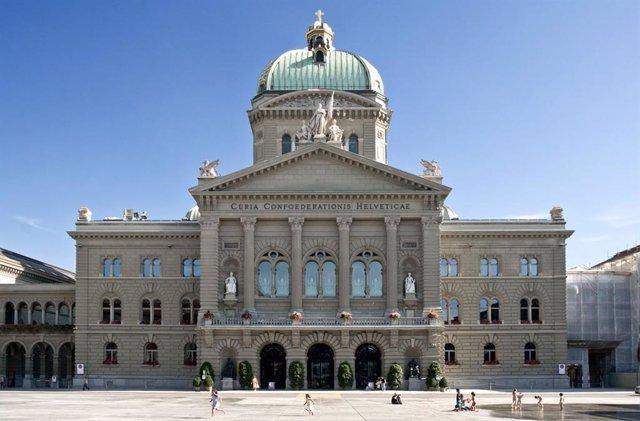 El Parlamento de Suiza