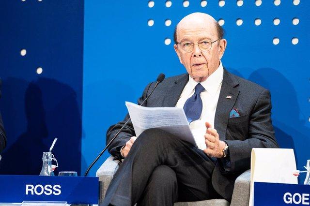El secretario de Comercio de EEUU, Wilbur Ross.