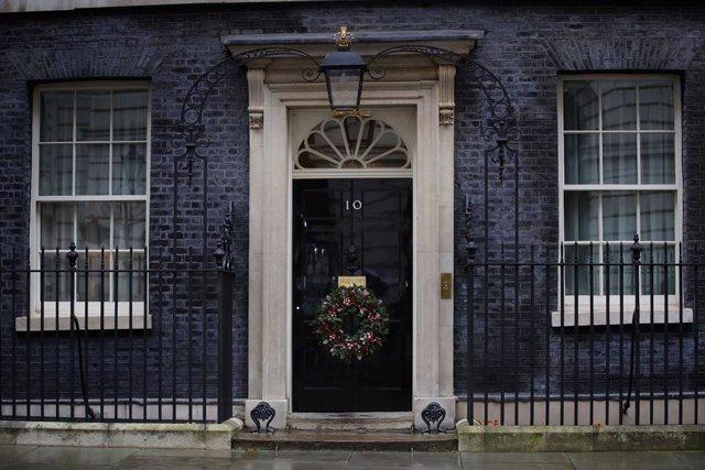 Oficina del primer ministre britànic, Boris Johnson