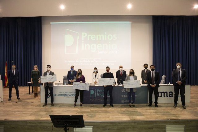 : Foto De Familia Premios Ingenio Junior