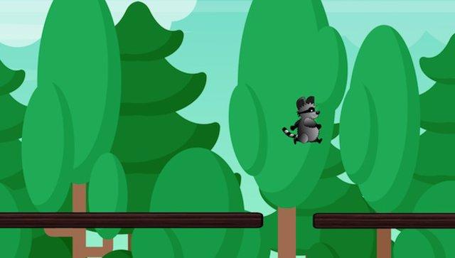 Los videojuegos de plataformas, como éste con un mapache saltarín, pueden utilizarse para ayudar a diagnosticar el TDAH