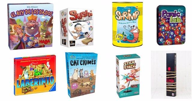 Juegos para niños a partir de 7 años