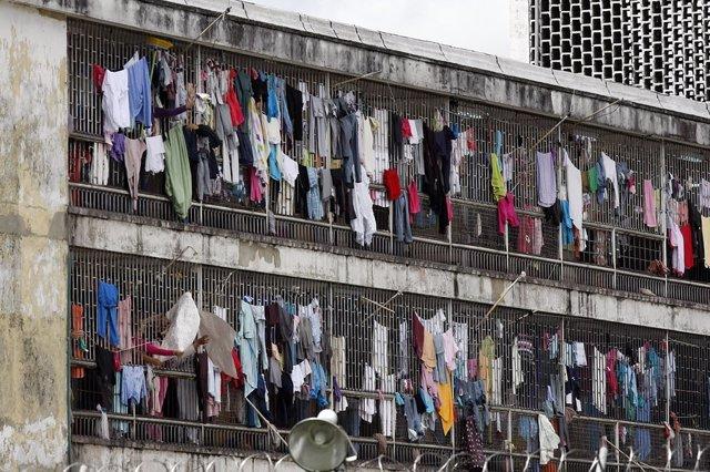 Motín en una cárcel de Colombia