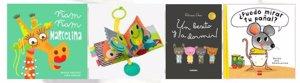 Recomendaciones de libros para bebés del INAE