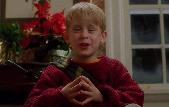 Macaulay Culkin En Solo En Casa