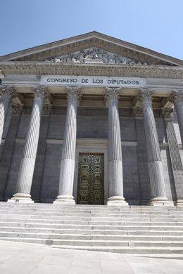 Congrés dels Diputats (Arxiu)