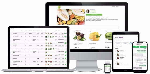 Consentio entra en Reino Unido y Estados Unidos para ayudar a los agricultores a agilizar sus ventas y reducir el desperdicio alimentario