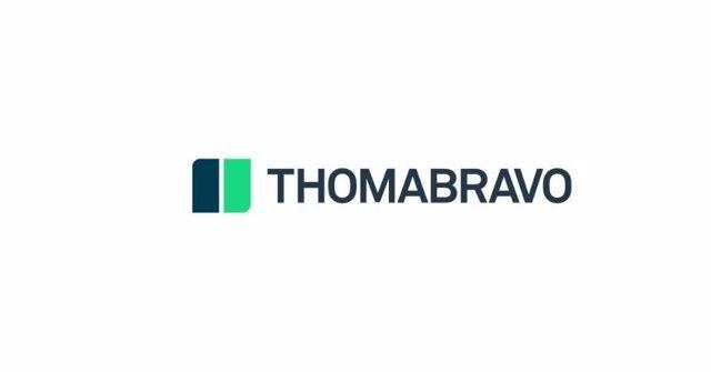 Logo del fondo de inversión Thoma Bravo.