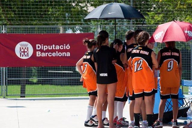 La Diputació de Barcelona ha destinat aquest any prop de 90.000 a renovar material esportiu