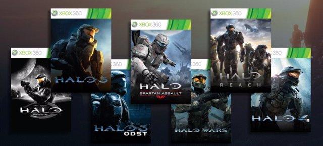 Halo en Xbox 360