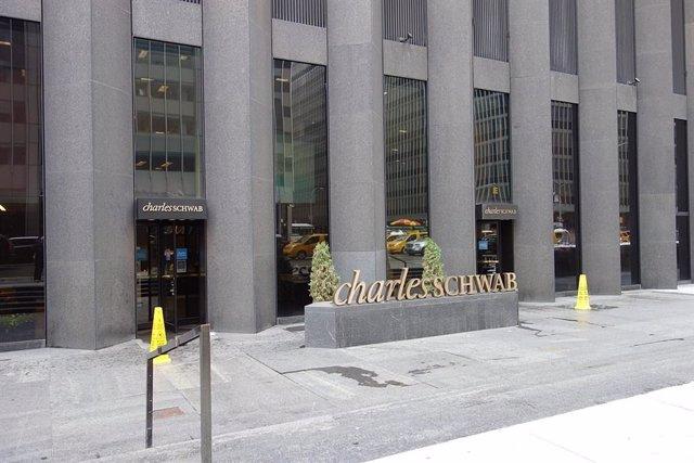 Oficinas de Charles Schwab en Nueva York (Estados Unidos).