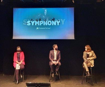 'Symphony', el proyecto que invita al público a estar dentro de una orquesta gracias a la tecnología, llega a Madrid
