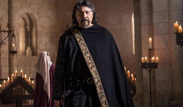 Carlos Bardem En El Cid.