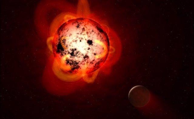 Próxima Centauri, la estrella más cercana al Sol y hogar de un planeta rocoso a una distancia óptima para el agua líquida, ha emitido al menos 23 grandes llamaradas en los últimos dos años