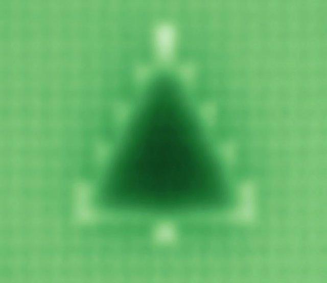 El árbol de Navidad más pequeño del mundo