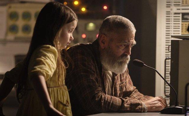 """George Clooney: """"Cielo de medianoche es una película muy esperanzadora"""""""