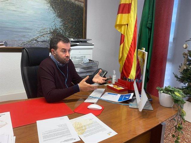 El president de l'ACM, Lluís Soler.