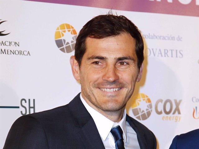 Iker Casillas vuelve al Real Madrid como asesor personal de Florentino Perez