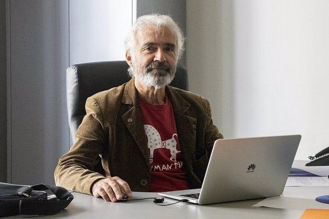 El diputado de Unidas Podemos Pablo Jiménez.