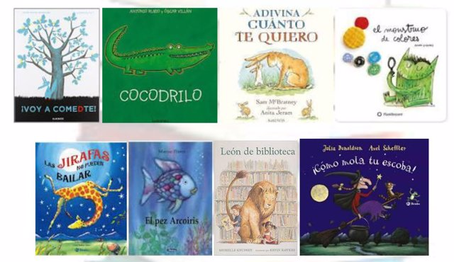 Libros recomendados para niños de 3 a 6 años