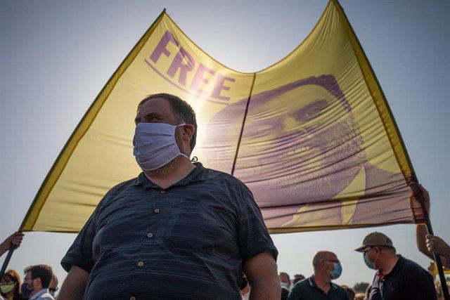 """Junqueras (ERC) sostiene que sería una """"irresponsabilidad"""" renunciar al diálogo y a pactar"""