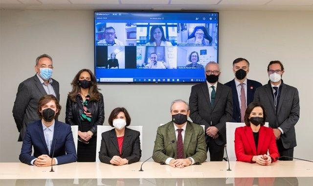 Crean la Mesa de la Profesión Farmacéutica