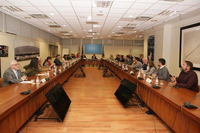 Imagen de la Asamblea General del Comité Paralímpico Español