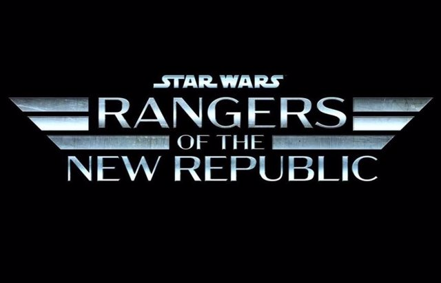 Logotipo De La Serie Rangers Of The New Republic