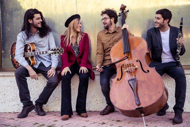 Cuarteto de músicos Serendipia