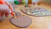 Foto: Bolas de Navidad: manualidades educativas para niños