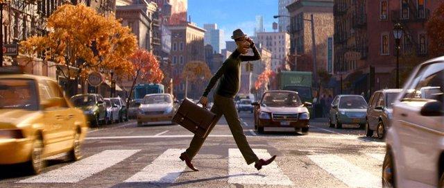 Foto película Soul Pixar