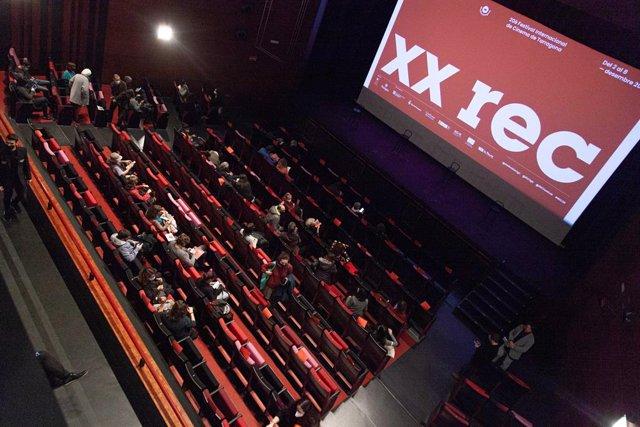 Imatge del Festival REC de Tarragona