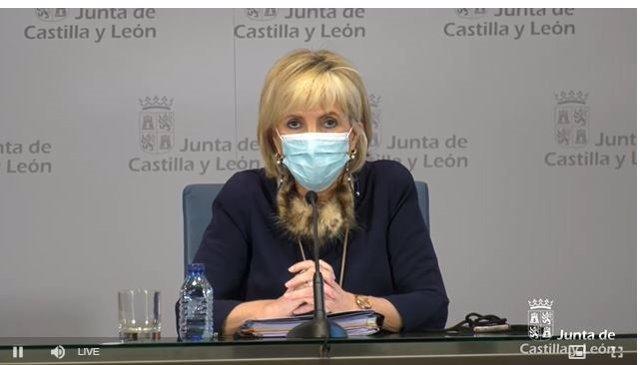 """CVirus.- Casado pide máxima prudencia porque la nueva cepa puede estar ya circulando en España y es """"más contagiosa"""""""