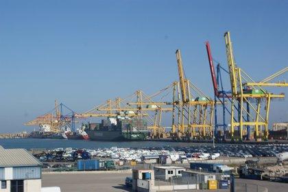 Los puertos registraron en noviembre casi el mismo tráfico que antes de la pandemia