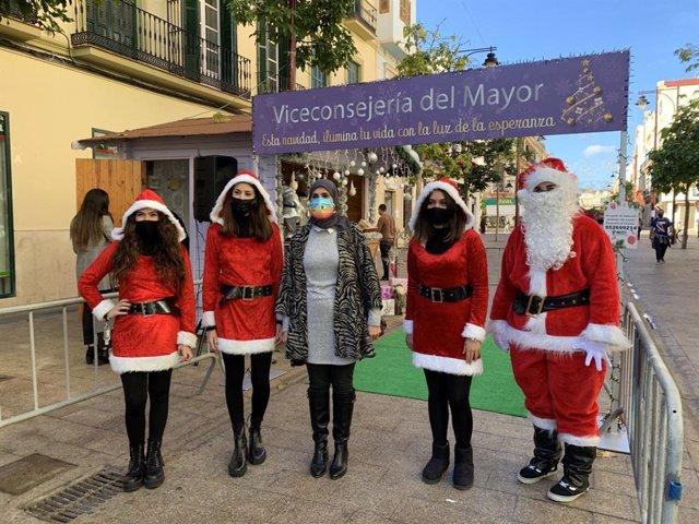 Actividades organizadas en Melilla con motivo de la Navidad