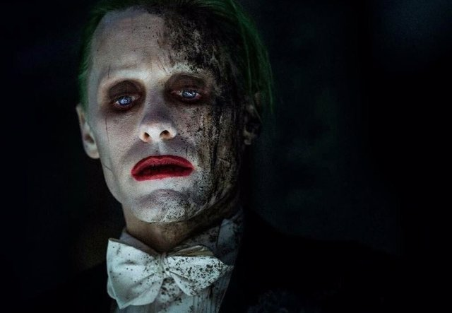 Jared Leto como Joker en 'Escuadrón Suicida'