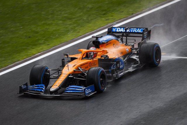 Carlos Sanz en el GP Turquía