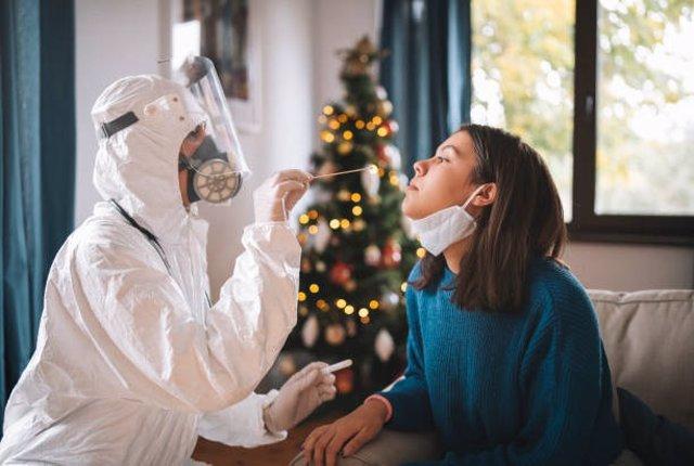 Navidad y PCR.