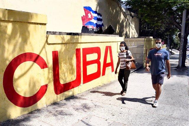 Imagen de archivo de Cuba en el contexto de la pandemia del coronavirus.