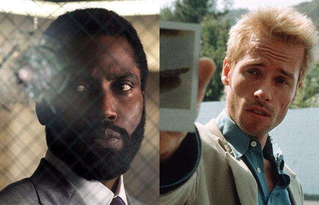 """Nolan ya incluyó una referencia a Tenet en Memento: """"La idea de una bala que salía de la pared..."""""""