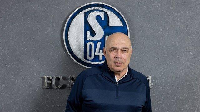 Christian Gross, nuevo entrenador del Schalke 04