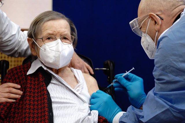 Vacuna en Europa